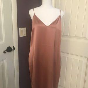 Trouve Dresses - Trouve slip dress, NWT